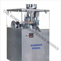 Single Sided Rotary Tableting Machine