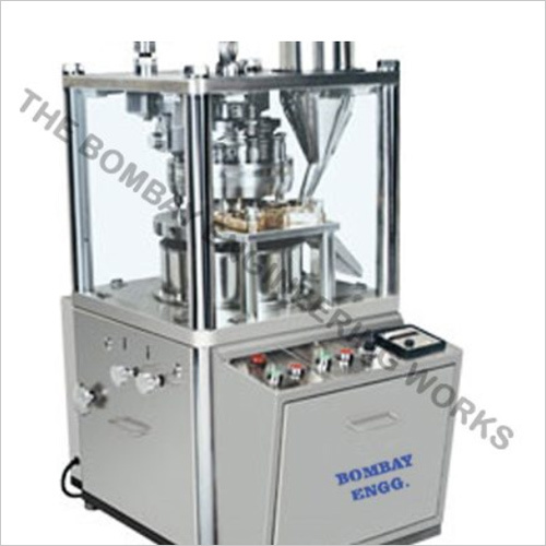 Lab Model Tablet Press