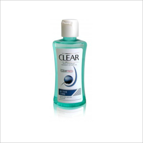 Clear Active Care Hair Oil