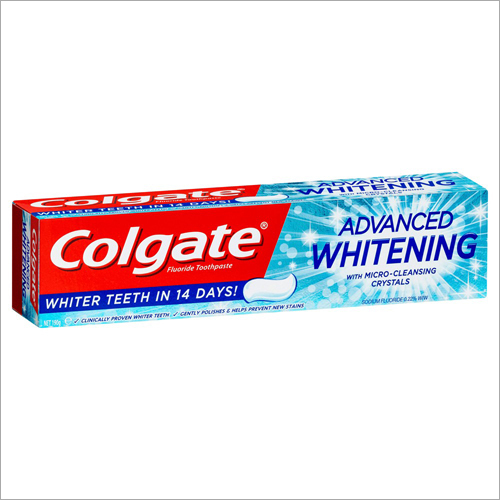 Advanced Whitening Toothpaste