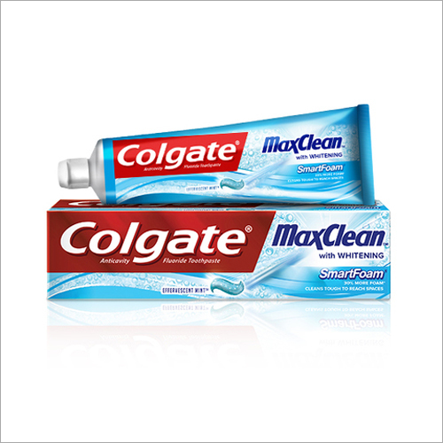 Colgate Max Clean With Whitening Toothpaste