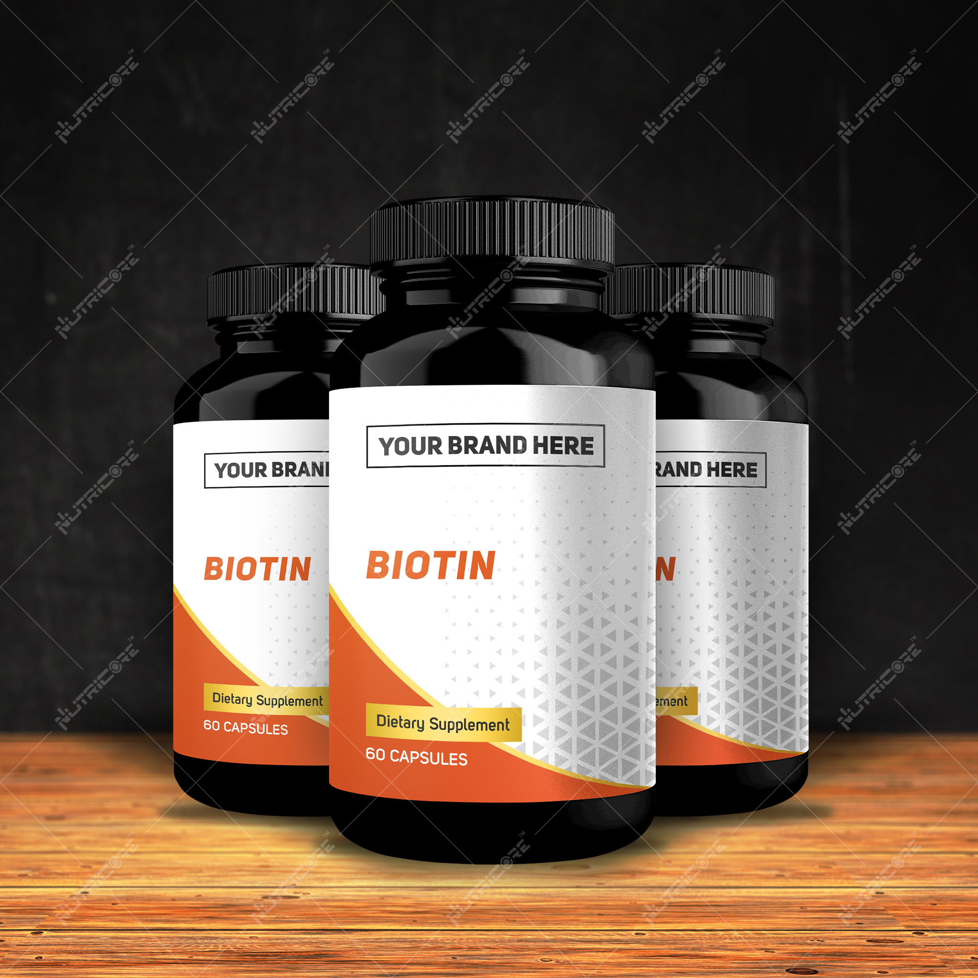 Contract Manufacturing for Biotin