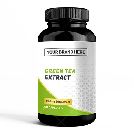 Private Labrle For Green Tea Extract