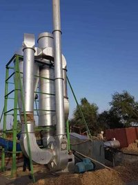 Automatic Agro Waste Dryer,