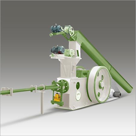 Biomass Crusher Cum Shredder