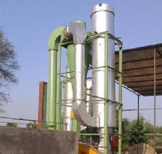 Biomass Briquette Turbo Dryer