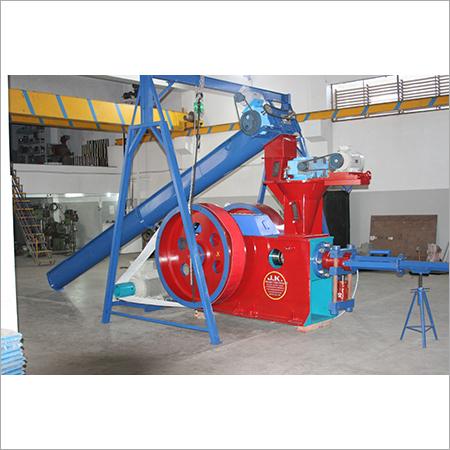 white Coal Briquetting Plant Machinery