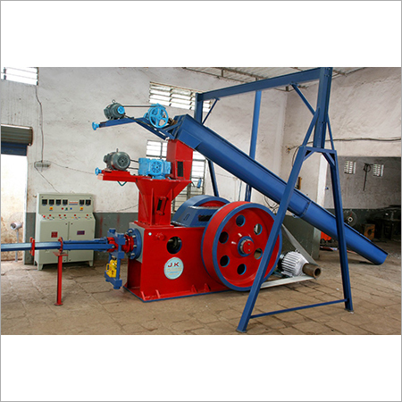 bio-Coal Briquetting Press