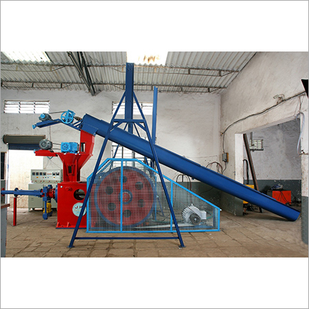 BIO COAL PRODUCTION  MACHINERY