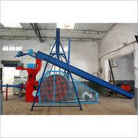 BIO COAL PRODUCTION  MACHINERY