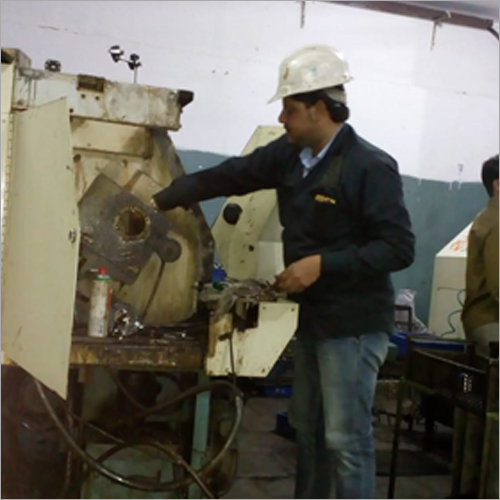 CNC Machine PLC Repairing Services
