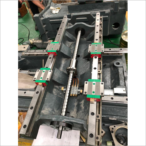 Ball Screw And Spindle Repair Services