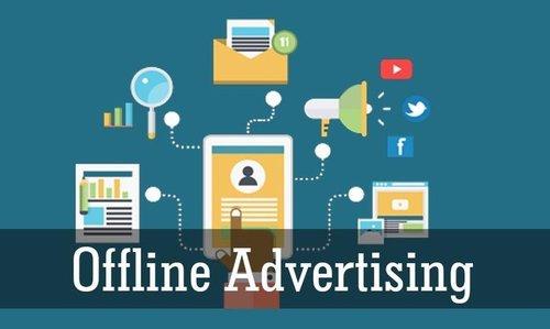 OFFLINE ADVERTISING SERVICE