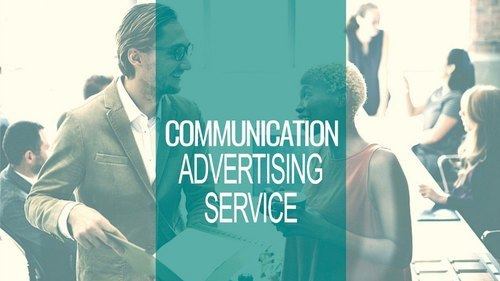 communication advertising service