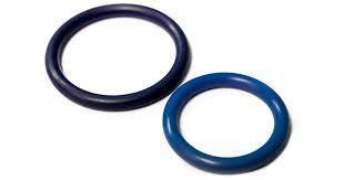 Oil-Resistant Metal Detector Grade Buna-N O-Rings