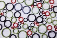Oil- and Abrasion-Resistant Polyurethane O-Rings