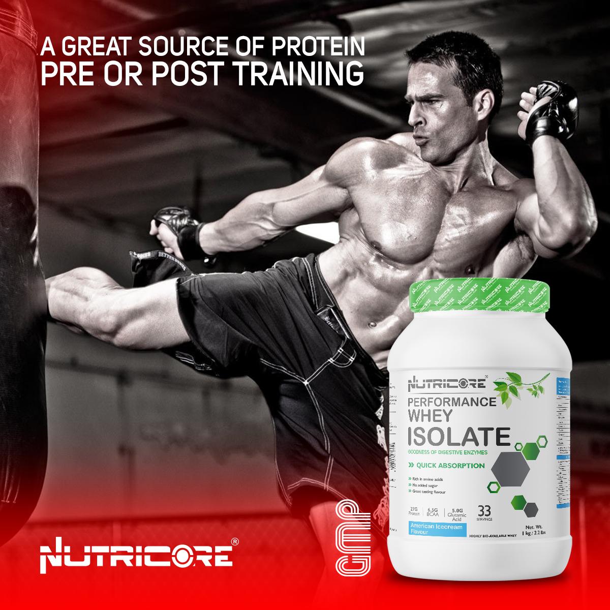 Premium Whey Protein Blend (2.2 LBS)