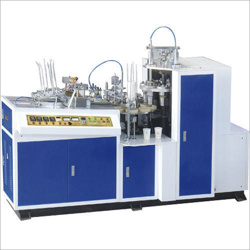Disposal Cup Making Machine
