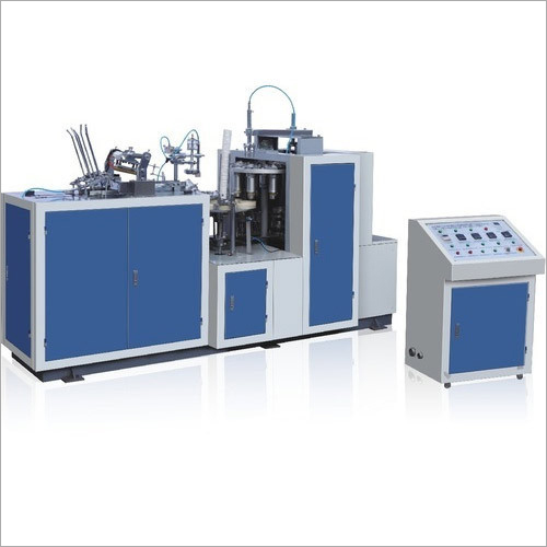 Automatic Faber Disposable Cup Making Machine