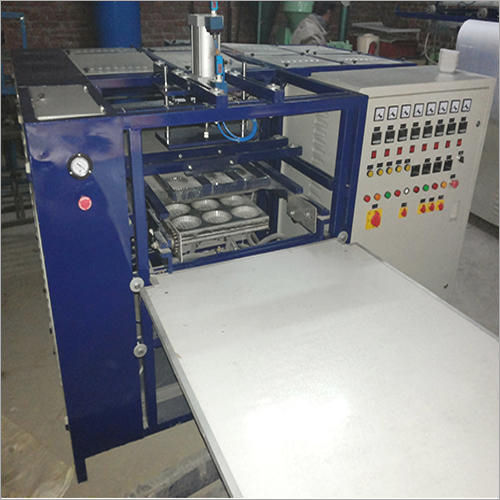 Thermocol Dona Making Machine