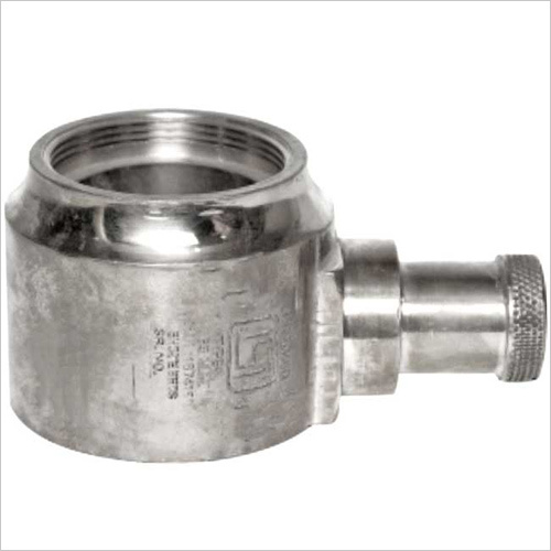 Female Instantenous x Threaded Stainless Steel