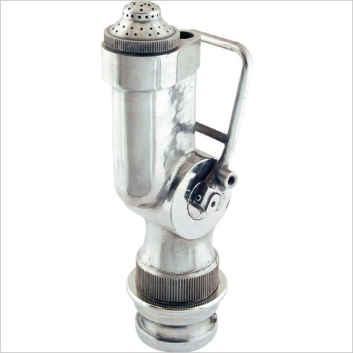 Fog Nozzle, Stainless Steel