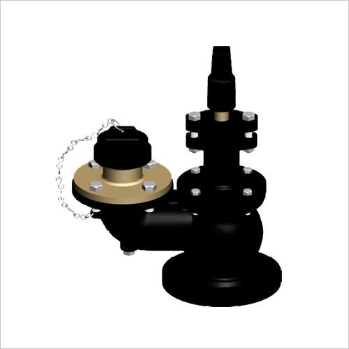 Underground Fire Hydrant