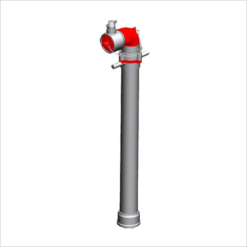 Standpipe, Single Outlet