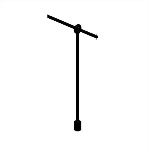 Hydrant Key with Bar, Carbon Steel