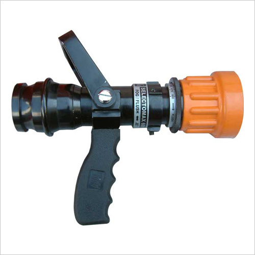Selectable Flow Nozzle