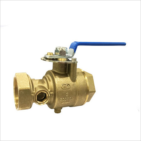Test and Drain Valves