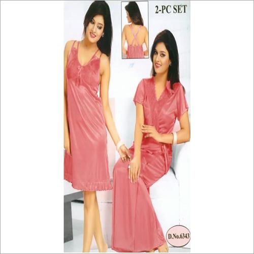 2 Piece Night Dress