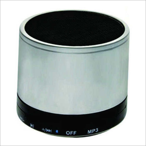 5 W Round Bluetooth Speakers