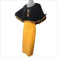 Ladies Indo Western Rayon Kurti