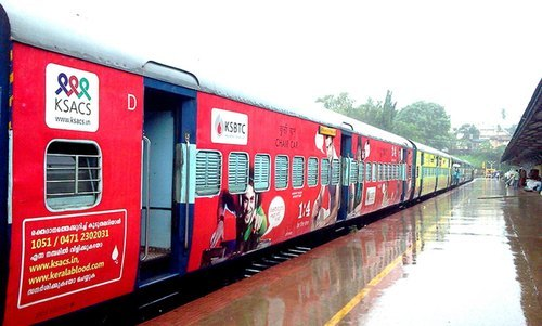 Railway Advertising Services