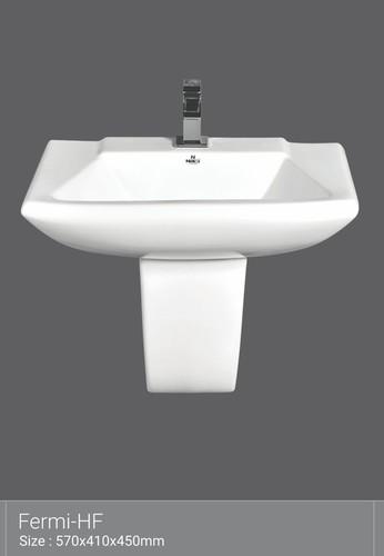 Semi Pedestal Wash Basin