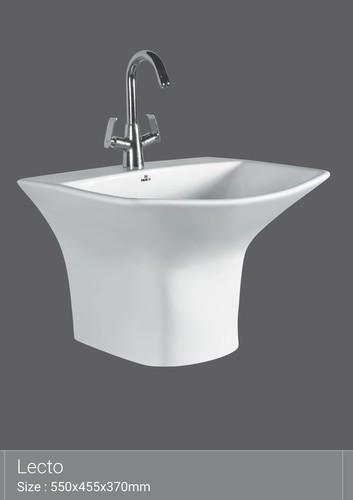 stylish ceramic wash basin