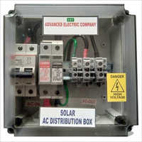 Solar ACDB 1-5 KW Single Phase With SPD