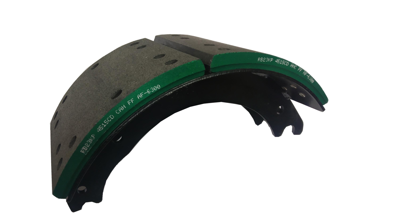 Lined Brake Shoe