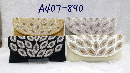 Designer hand clutches