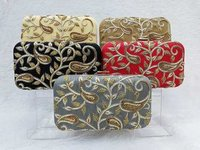 Women embroidery clutches