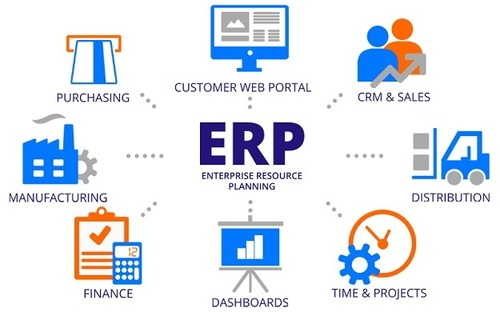 ERP and Software Services