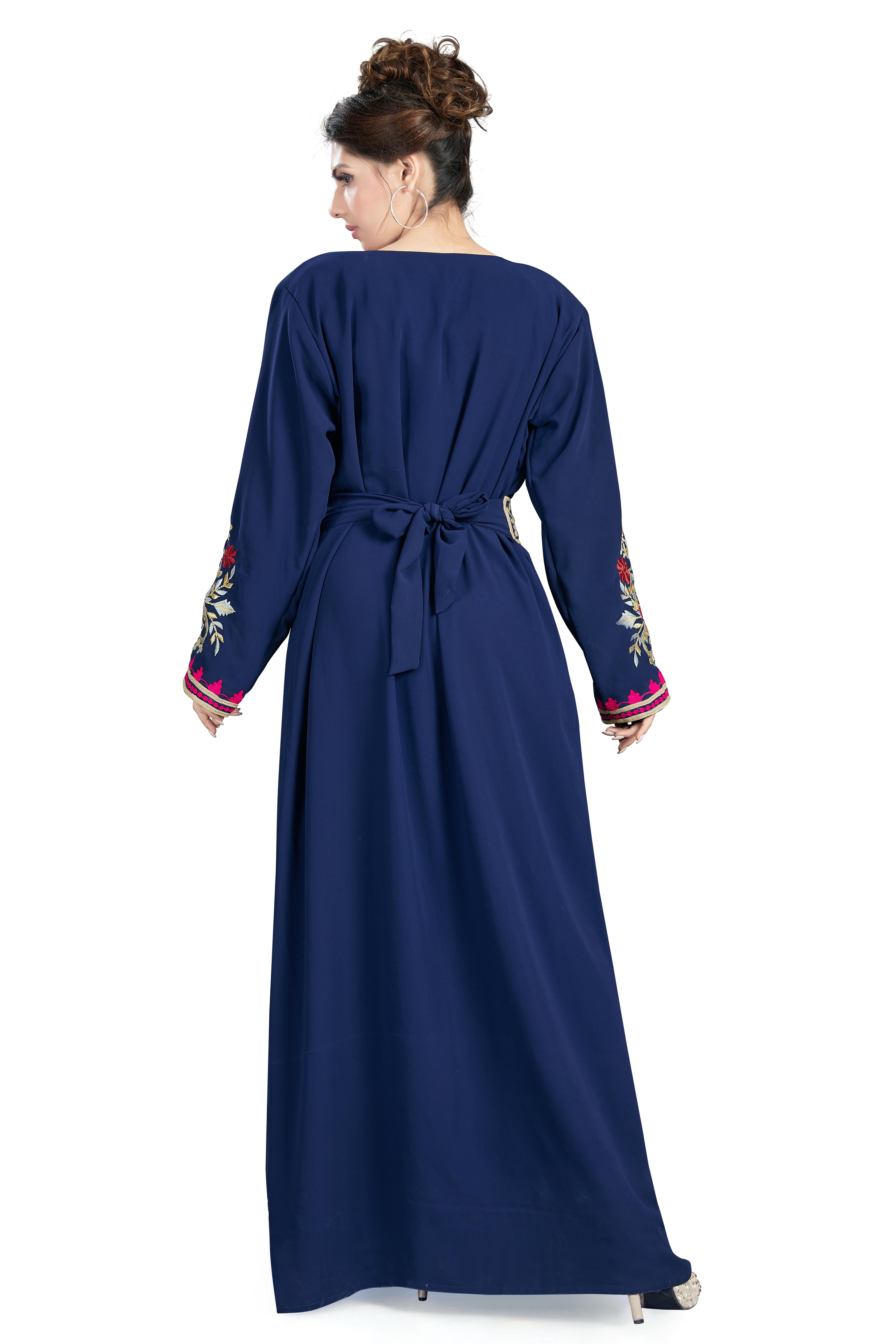 Exclusive Moroccan Takchita Maghribi kaftan jalabiya farasha dresses for women