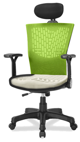 3D AIRZONE MESH Revoling Chair