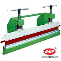 Manual Hand Operated Press Brake Machine