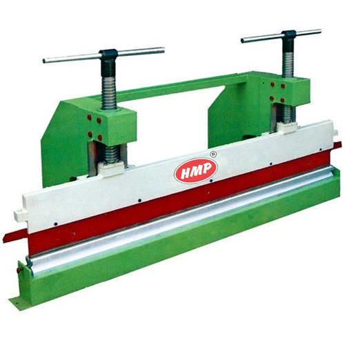 Manual Folder Press Machine