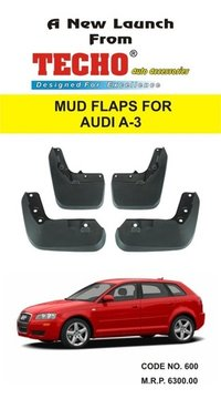 Mud Flap For Audi A-3