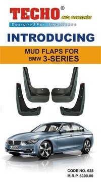 MUD FLAPS FOR BMW 3-SERIES