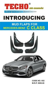 Mud Flaps For Mercedes-Benz C Class