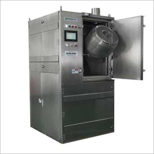 Rubber Deflashing Vulcanizer Machine